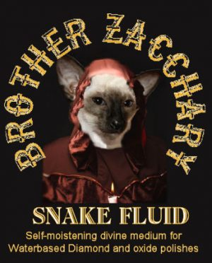 Brother Zacchary's Snake Fluid